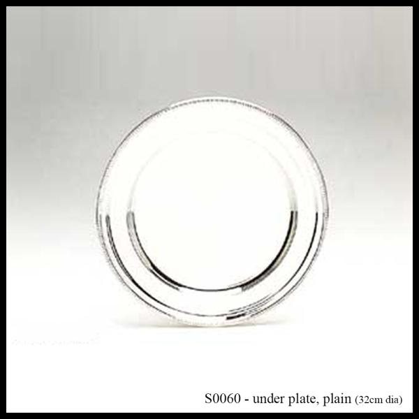 S0060 under plate plain