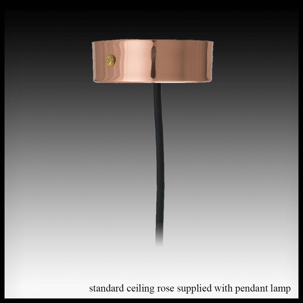 Ceiling Lamp Shades The Range: Copper Pendant Lamp Shade