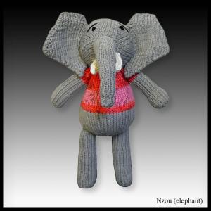 Nzou the elephant