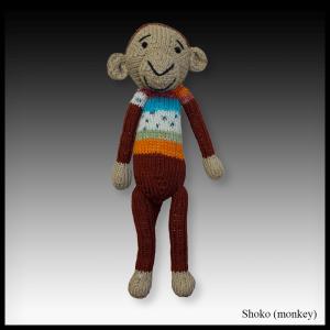 Shoko the monkey