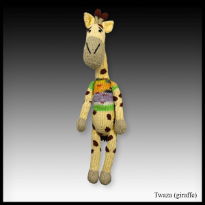 Twaza the Giraffe