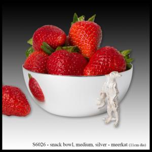 S6026-snack-bowl-medium-silver-meerkat