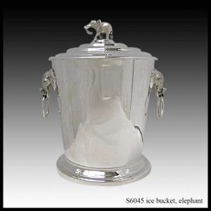 S6045 ice bucket elephant