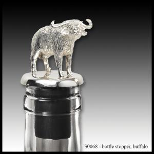 S0068 bottle stopper - buffalo