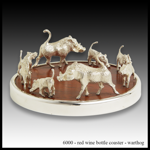 S6000 bottle coaster – warthog