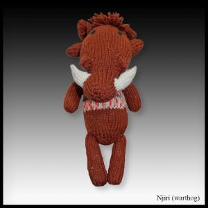 Njiri the warthog
